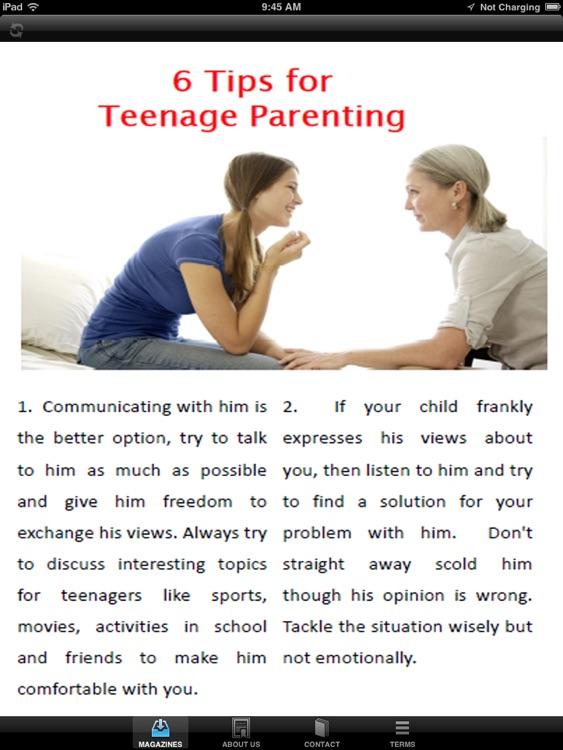 iParenting Magazine screenshot-3