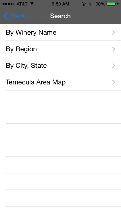 Temecula Valley and San Diego Winery Finder