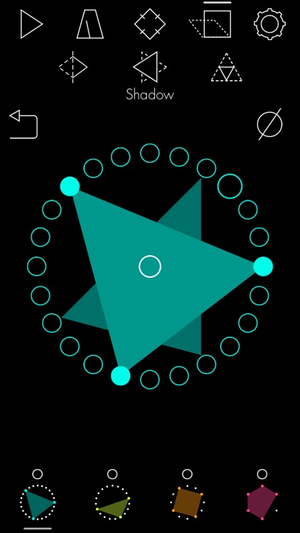 Rhythm Necklace - Geometric Sequencer screenshot-4