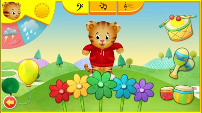 Screenshot for Daniel Tiger's Neighborhood: Play at Home with Daniel in United States App Store