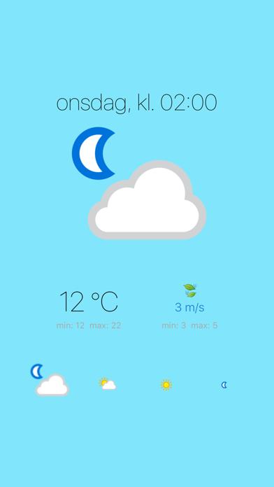 Skytracker, lokalt väder på PC