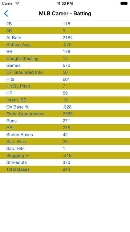 Baseball Pocket Guide screenshot-3