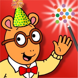 Arthur's Birthday - Wanderful interactive storybook in English and Spanish