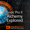 Course For Logic Pro's Alchemy