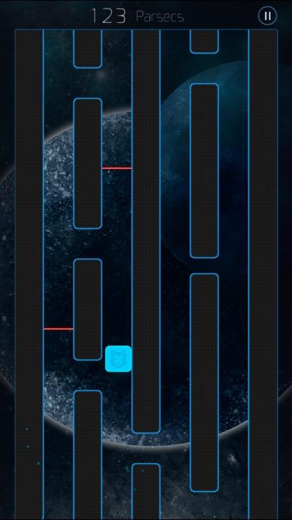 Gravity Box: Space Run screenshot-0