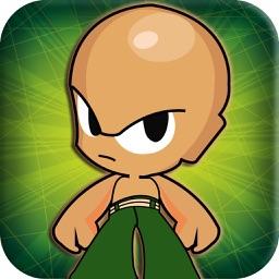 A Tiny Karate Master FREE - Epic Jumping Warrior