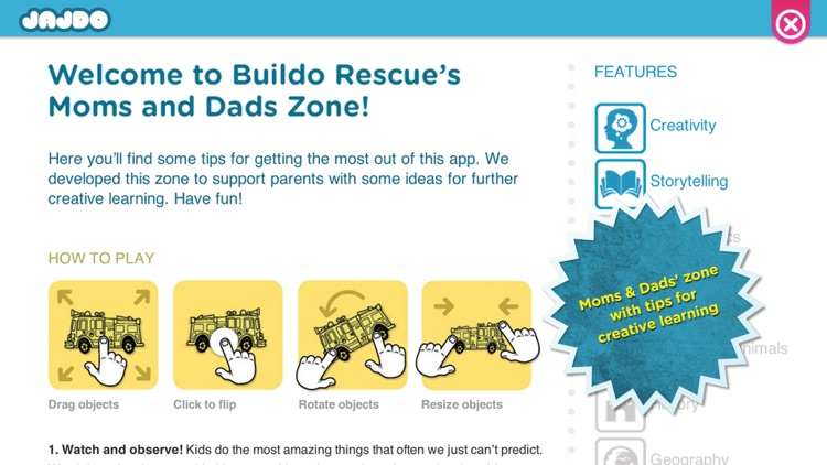 Buildo Rescue Sticker Book screenshot-4