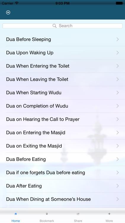 Learning Tajweed screenshot-3