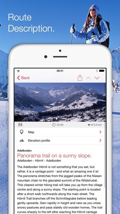 Swiss Winter Hike