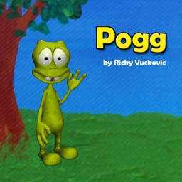 Pogg - kids game to learn spelling, language and vocabulary such as verbs, especially in slp and special education like autism and speech therapy