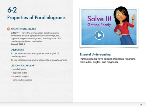 Geometry by randall i charles phd dan kennedy phd basia screenshot 2 fandeluxe Image collections