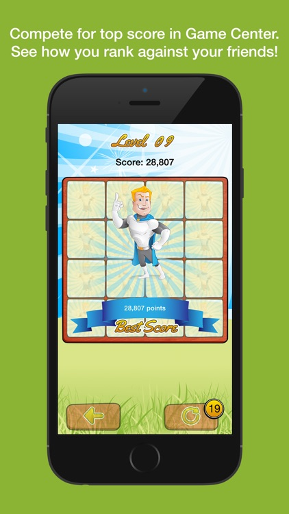 Super Brain Game - Simple Cognitive Training to Help Improve Your Memory