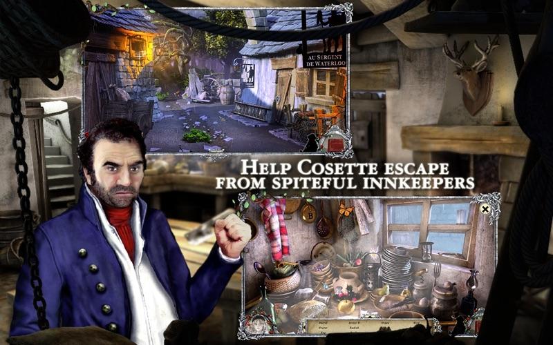 Les Misérables - Cosette's Fate - A Hidden Object Adventure screenshot 3