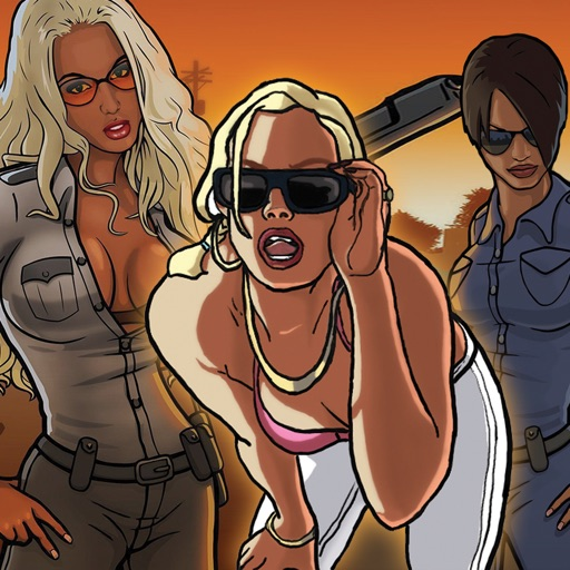 Retina HD Wallpapers for GTA San Andreas Fans