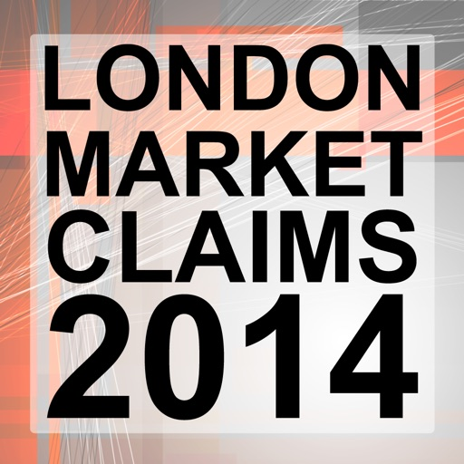 London Market Claims 2014 icon