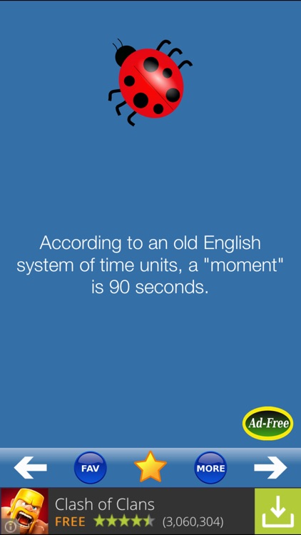 Weird Facts 1000! Fun, Random, Interesting, True and Cool Fact of the Day for FREE!