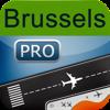 Brussels Airport + Flight Tracker