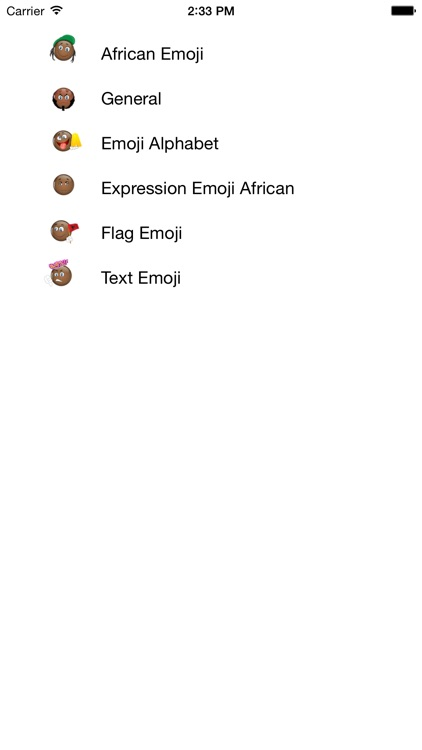 Black Emojis screenshot-3