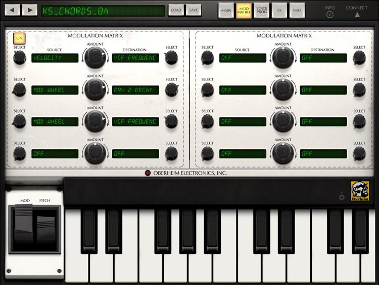 iSEM Synthesizer screenshot-3