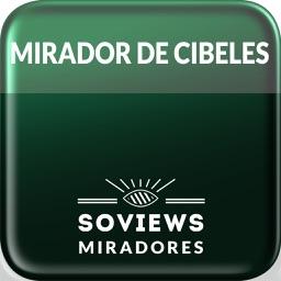 Madrid. Mirador del Palacio de Cibeles.