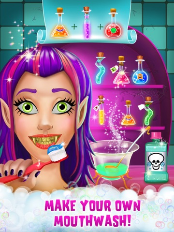 Игра Hairy Face Salon 2 - Monster Shave Makeover