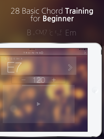 Guitar Kit+: Discover new chords intuitively and enhance your guitar