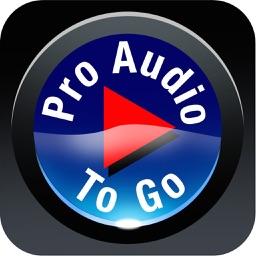Pro Audio To Go