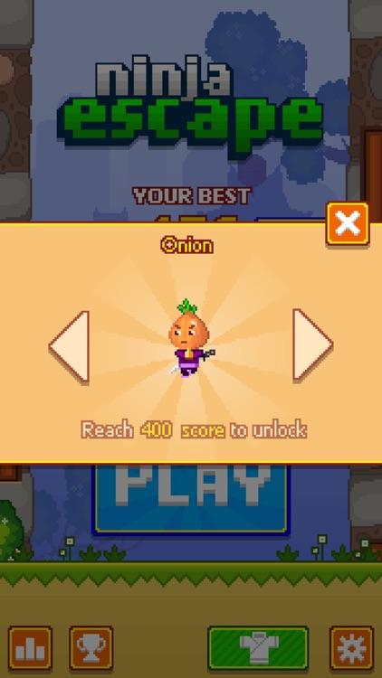 Ninja Escape™ screenshot-3