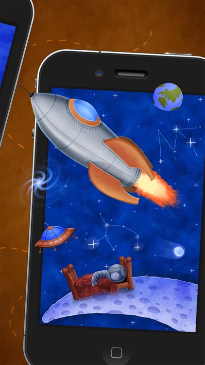 Who Stole The Moon? - free version - Interactive e-book for children (iPhone version) screenshot-4