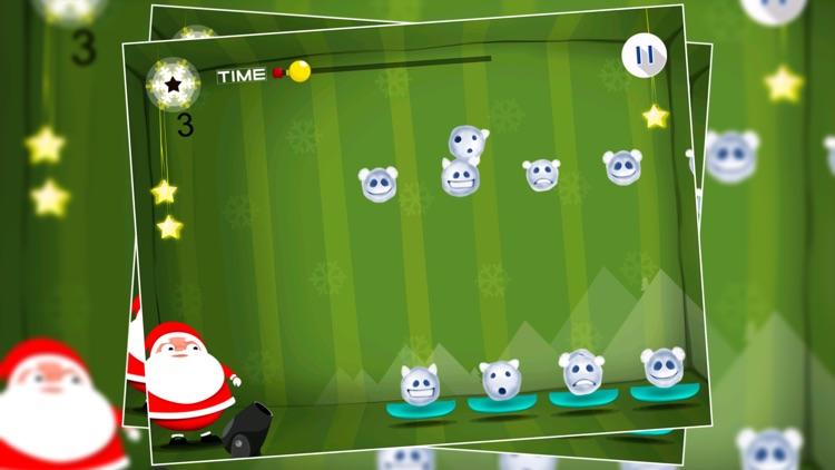 Santa and Snow Balls Men : The Christmas Winter Cold Tales - Free screenshot-4