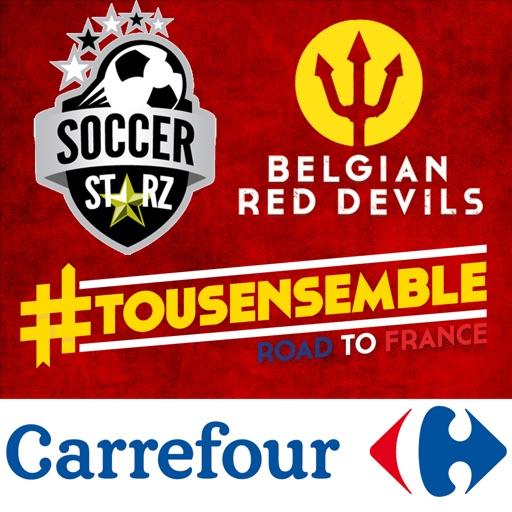 Belgian Red Devils SoccerStarz Game