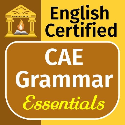 English Certified : CAE Grammar Essentials FREE