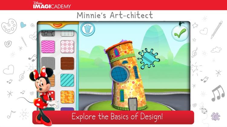 Mickey's Magical Arts World screenshot-3