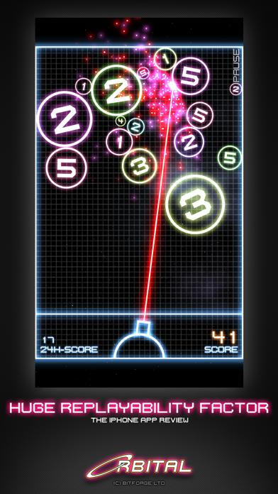 Orbital screenshot two