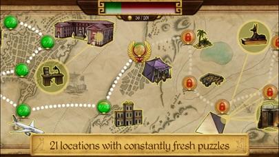 Hidden Objects: Pharaoh's Golden Amulet-4