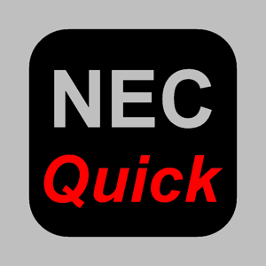 A NEC® 2014 Quick Reference app