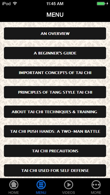 Learn Tai Chi Made Easy For Beginners screenshot-4