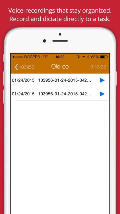 Docket Time Tracking screenshot-3