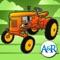 App Icon for Actividades con tractores de granja para Niños: puzles, colorear, memoria... App in El Salvador IOS App Store