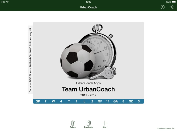 UrbanCoach Soccer Lite screenshot-3