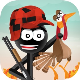Stickman Turkey Hunter - a Thanksgiving Shooter!