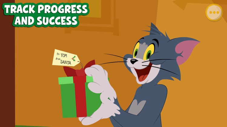 Tom & Jerry: Santa's Little Helpers Appisode screenshot-3
