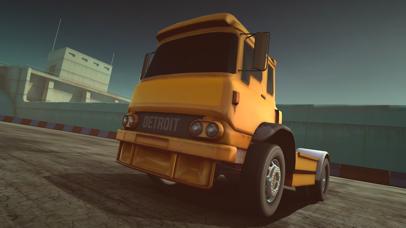 Drift Zone Trucks Screenshot on iOS