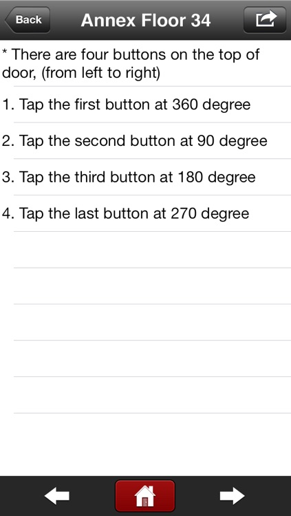 Cheats for 100 Floors:) screenshot-4
