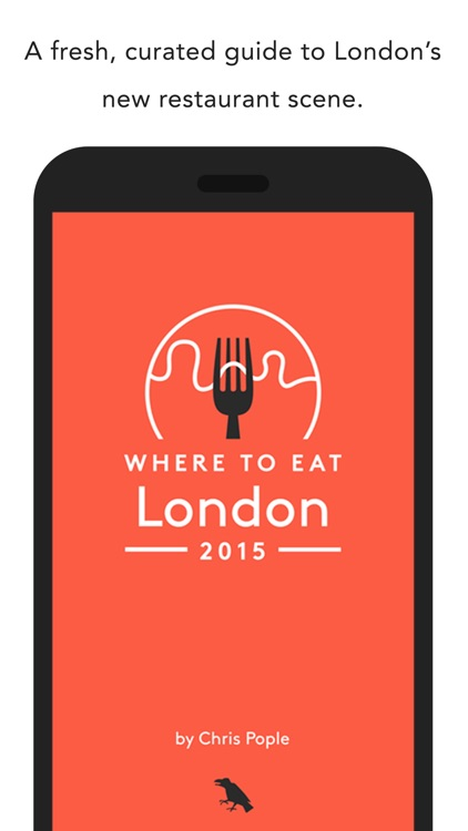 Where to Eat London 2015 screenshot-4