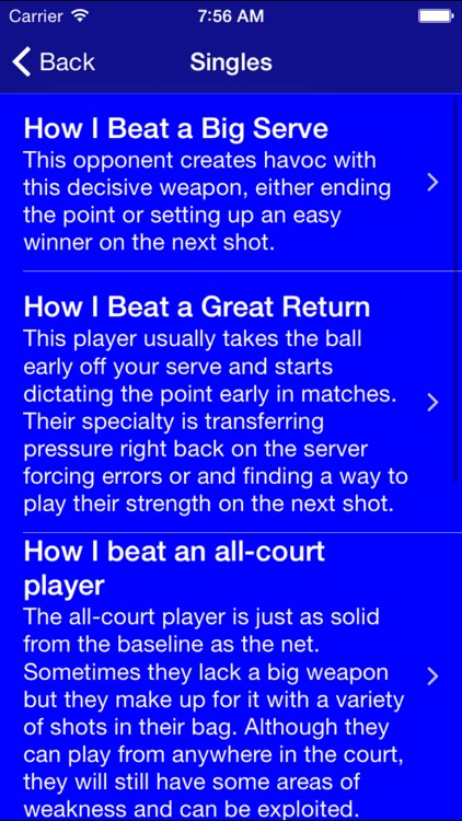 Tennis Strategy 1 2 3 screenshot-1