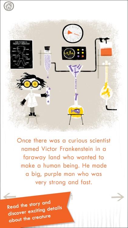 BabyLit Frankenstein Build and Play