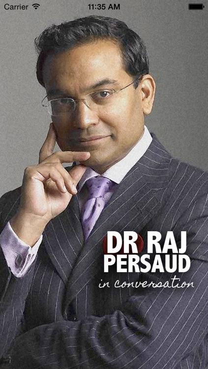 Dr Raj Persaud in conversation