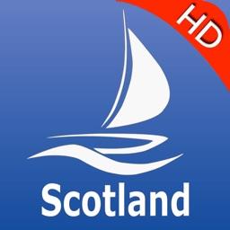 Scotland GPS Nautical charts pro