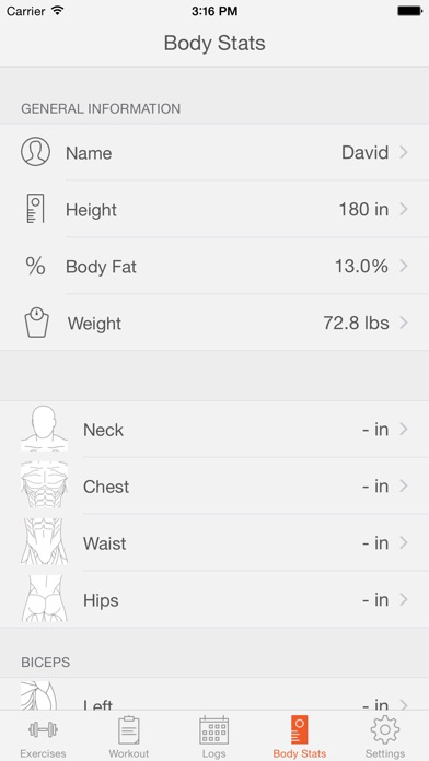 Fitness Point - 7 Minutes Workout PRO Screenshot